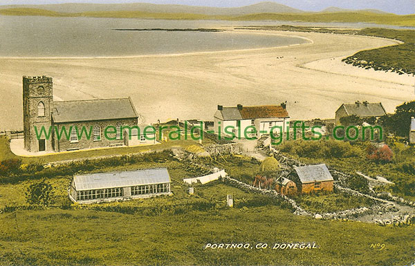 Donegal - Portnoo - Village and Beach