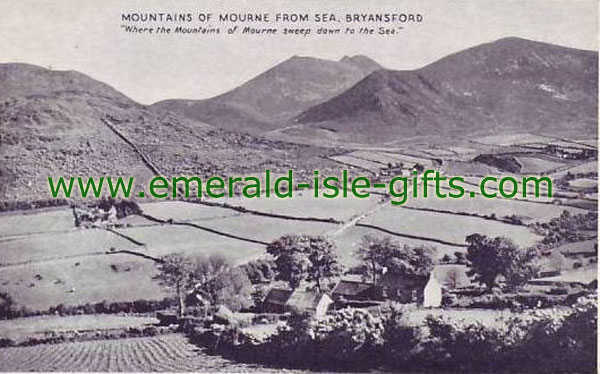 Down - Mountains of Mourne - Photo