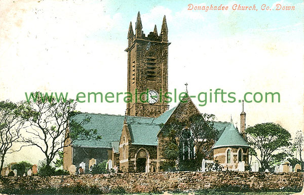Down - Donaghadee - Donaghadee Church