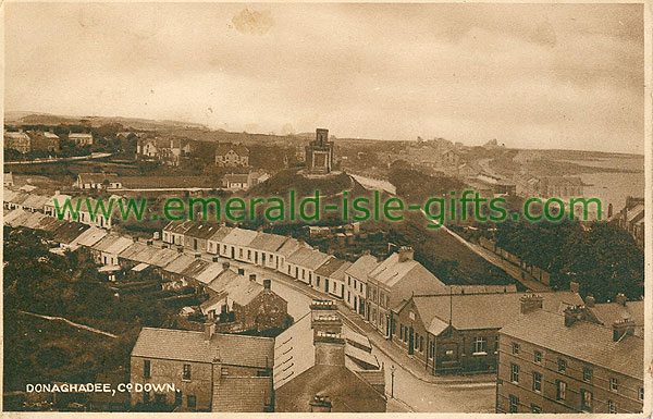 Down - Donaghadee - Aerial view