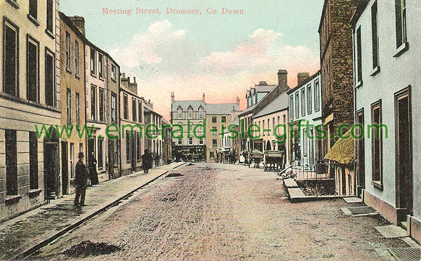 Down - Dromore - Meeting St