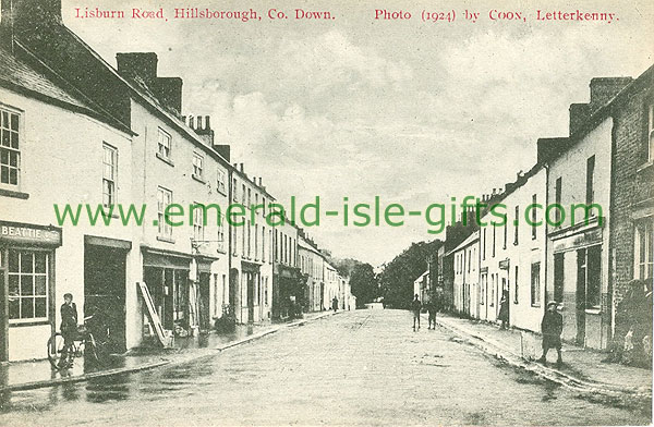 Down - Hillsborough - Lisburn Road