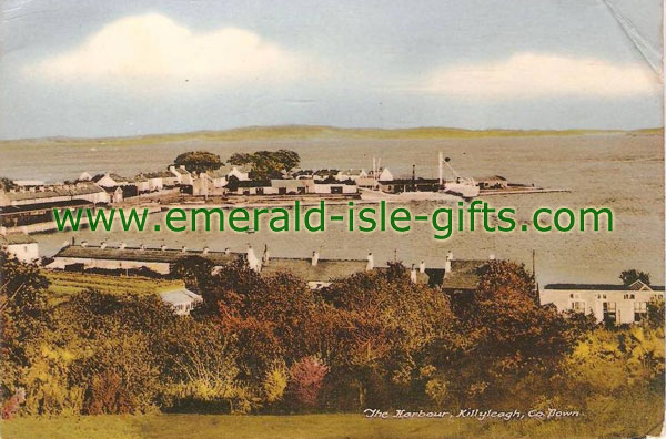 Down - Killyleagh - View of Harbour