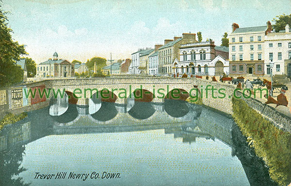Down - Newry - Trevor Hill