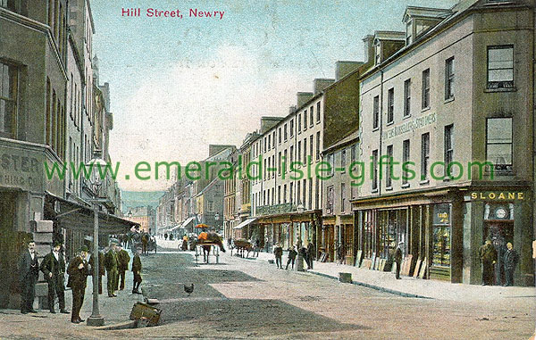 Down - Newry - Hill St