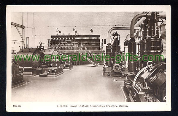 Dublin - Guinness Brewery - Power Station