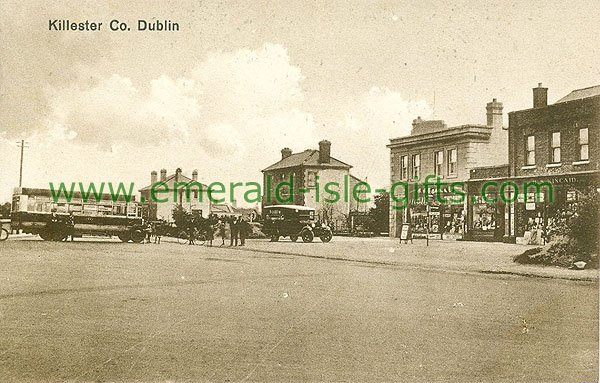 Dublin North - Killester - Village Scene