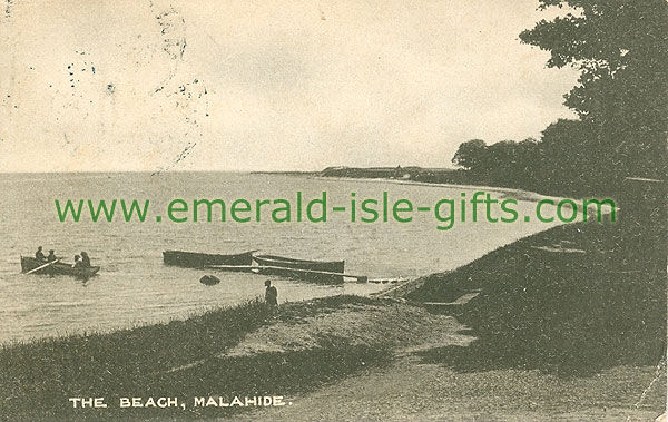 Dublin North - Malahide - The Beach