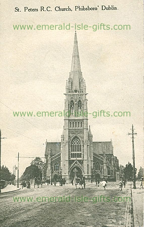 Dublin North - Phibsboro - St Peters RC Church