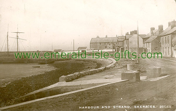 Dublin North - Skerries - The Harbour and Strand