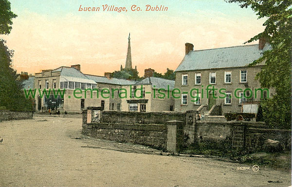 Dublin South - Lucan - Village