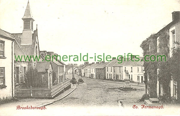 Fermanagh - Brookeborough - Street view