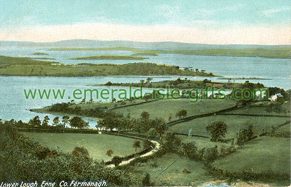 Fermanagh - Enniskillen - Lower Lough Erne