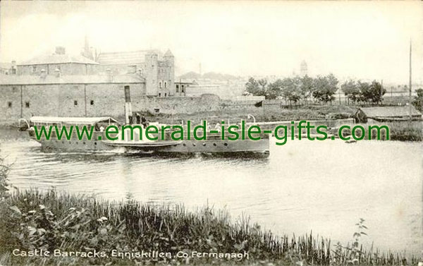 Fermanagh - River Erne - Steamboat