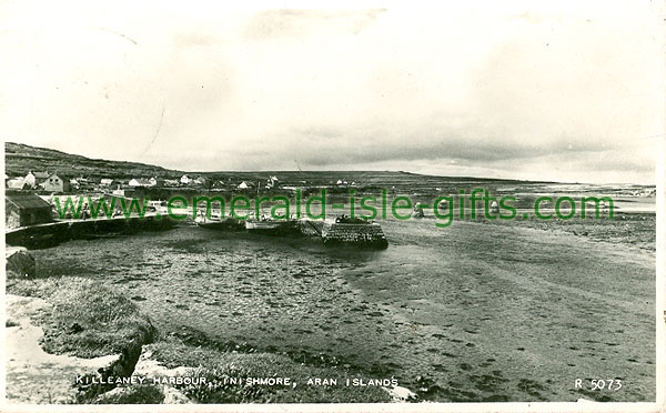 Galway - Aran Islands - Killeaney Harbour, Inishmore