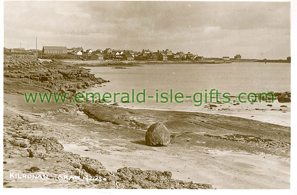 Galway - Aran Islands - Kilronan