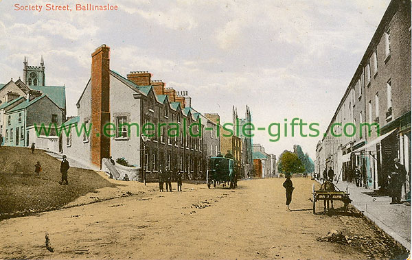 Galway - Ballinasloe - Society Street