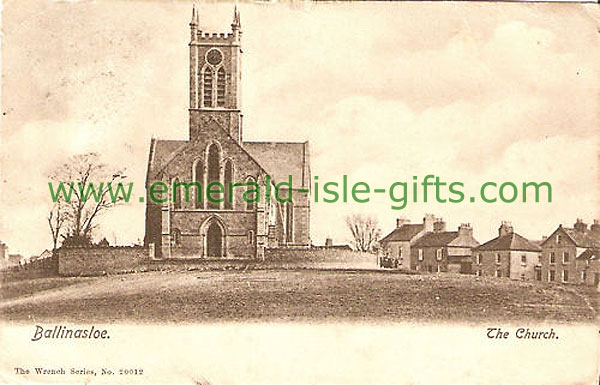 Galway - Ballinasloe - The Church