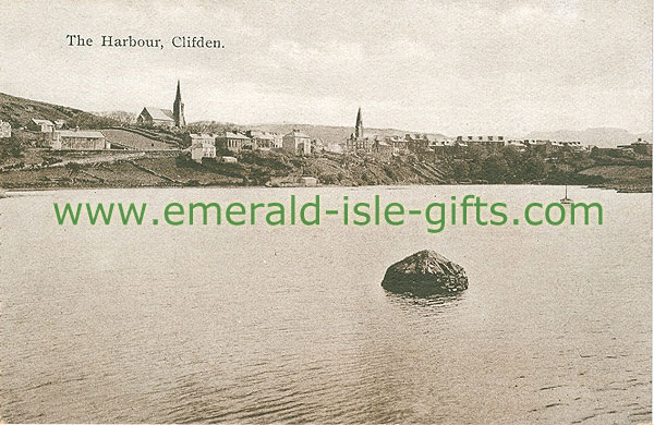 Galway - Clifden - The Harbour