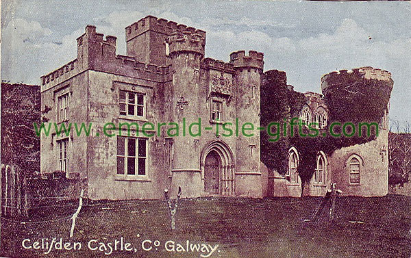 Galway - Clifden Castle