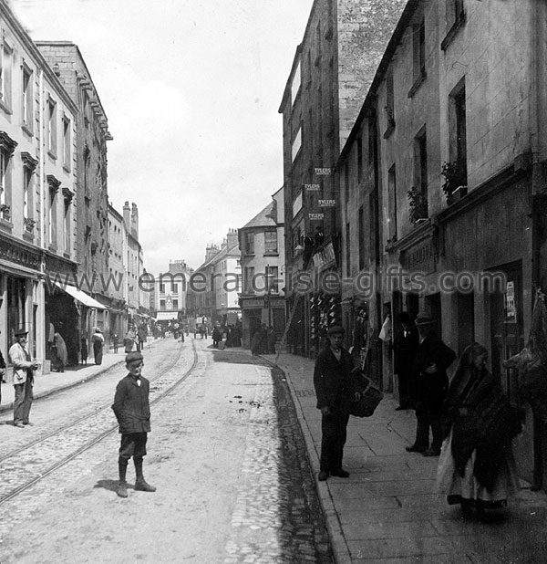 Galway Town, 1902 (old Ireland photo)