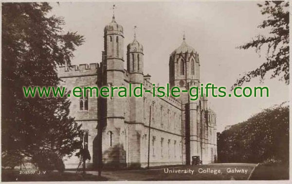 Galway - University College - photo