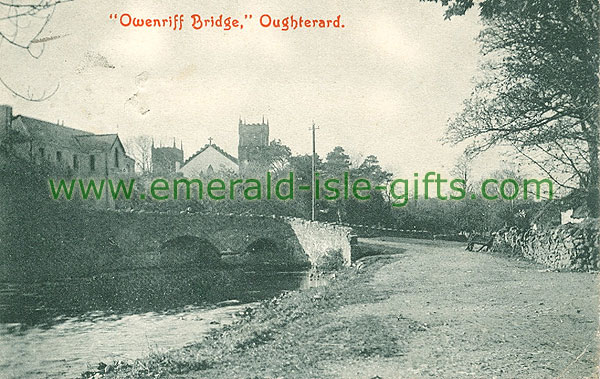 Galway - Oughterard - Owenriff Bridge
