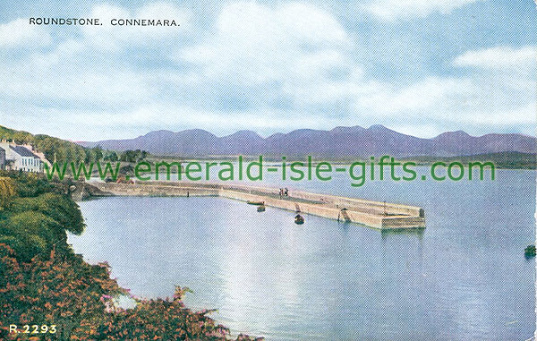 Galway - Roundstone - Pier and Jetty