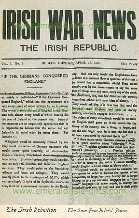 conflict in the emerald isle essay Cain: conflict in northern ireland: a background essay  for the irish clans who  disputed the rest of the island with each other, england.