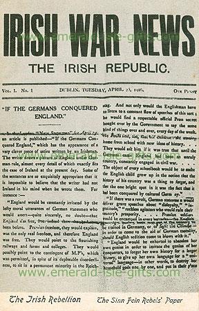 Irish War News - 1916