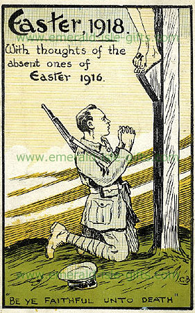 Easter 1918, remembrance of 1916 Rising