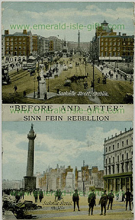 Views Before and After 1916 Rising