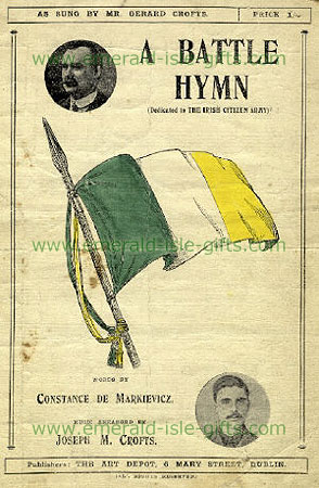 A Battle Hymn for the Irish Citizen Army