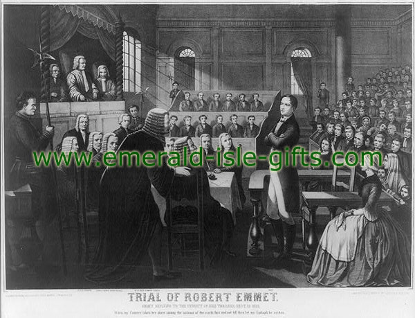 1803 - The Trial of Robert Emmet