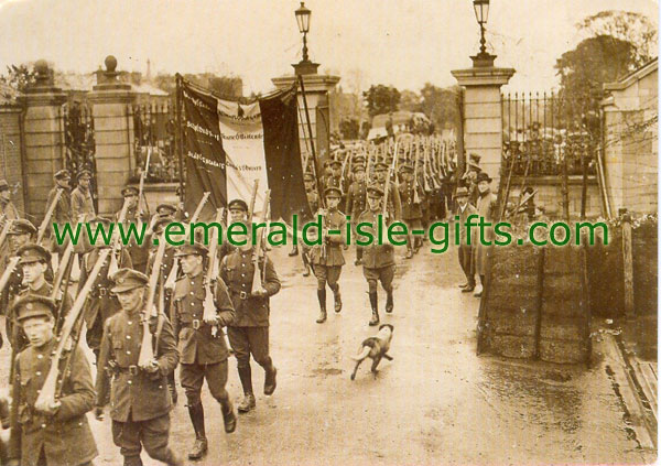 Old Photo of the Free State Army in 1922