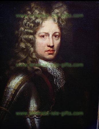 Patrick Sarsfield portrait