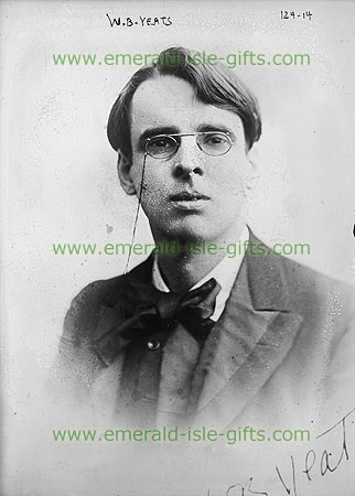 A Young W.B. Yeats