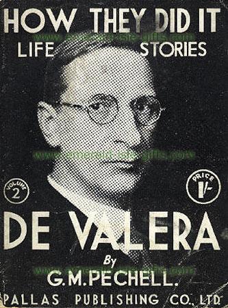 Eamon De Valera b/w