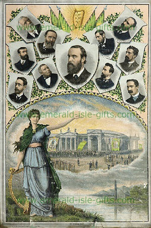 1890 - Home Rule Movement