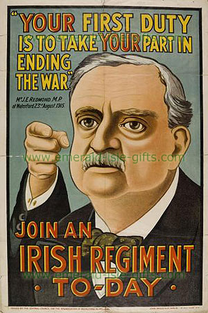 Irish WW1 Poster