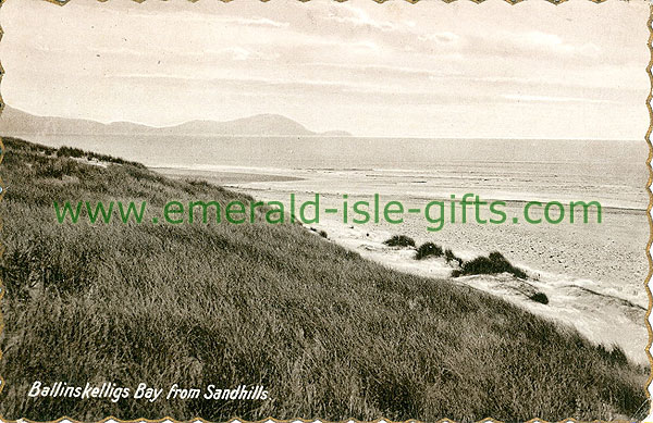 Kerry - Ballinskelligs - Bay from Sandhills