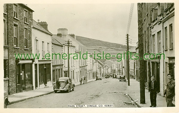 Kerry - Dingle - Main Street