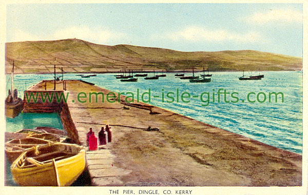 Kerry - Dingle - The Pier