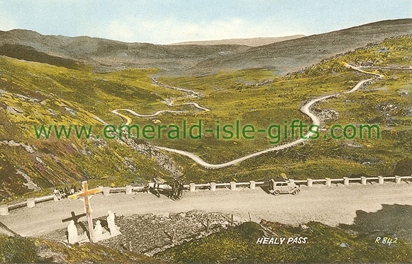 Kerry - Healy Pass - Healy Pass