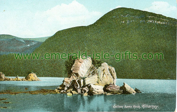 Kerry - Killarney - Colleen Bawn Rock