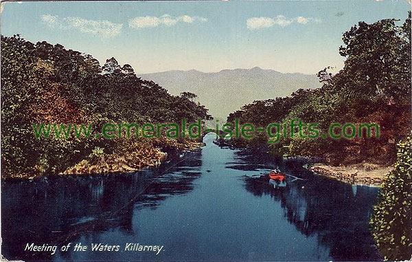 Kerry - Killarney - Meeting of the Waters in colour