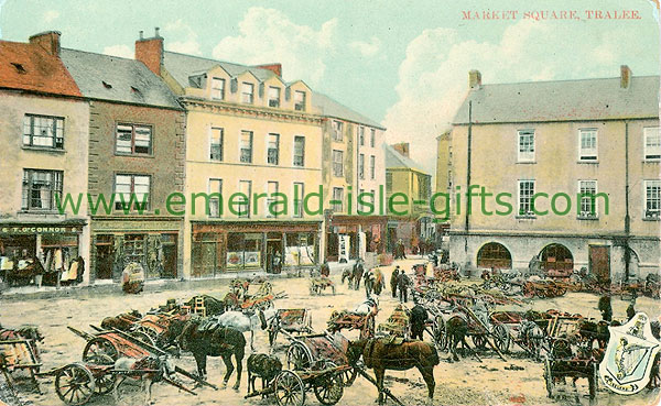 Kerry - Tralee - Market Square