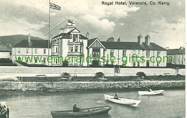 Kerry - Valencia - Royal Hotel, Valentia