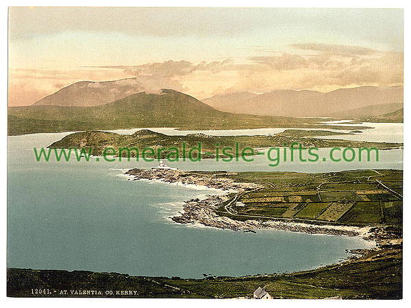 Kerry - At Valentia - great view