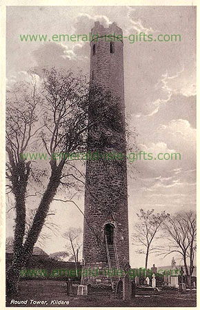 Kildare Town - The Round Tower